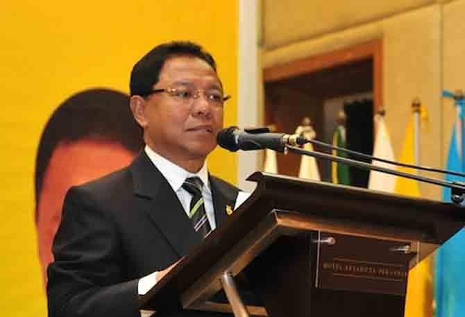 KONI Riau Hentikan Latihan Atlet Hingga Udara Pekanbaru Kembali Sehat
