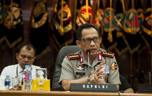 Tito Minta Warga Manokwari Tenang, Kepala Suku Turun Tangan