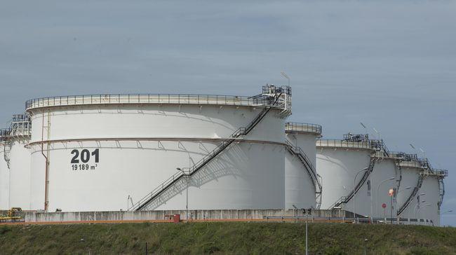 OPEC Pangkas Proyeksi, Harga Minyak Brent Melempem