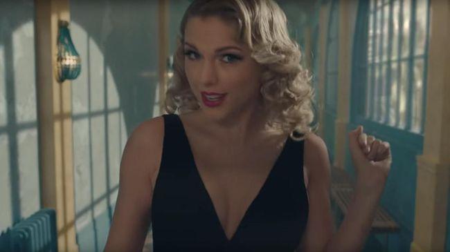 Taylor Swift Akui Beri Kode Album Baru di Klip 'Delicate'
