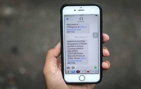 Cara Terhindar dari Penipuan Bermodus Telkomsel Poin