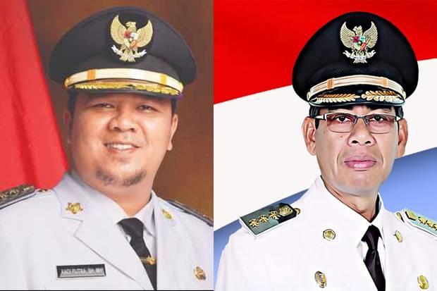 Nestapa Kabupaten Kuansing: Bupati Lama Ditahan Kejaksaan, Bupati Baru Kena OTT KPK
