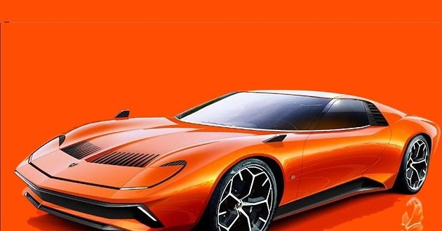 Membawa Lamborghini Miura ke-Abad 21
