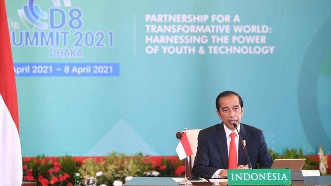 Jokowi Ajak Jerman Bantu Wujudkan Indonesia 4.0