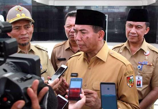 Walikota Pekanbaru, DR Firdaus ST MT.
