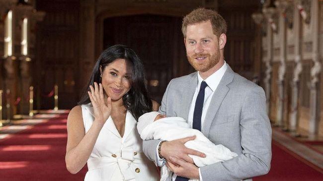 Arti Nama Anak Pangeran Harry-Meghan Markle, Archie Harrison