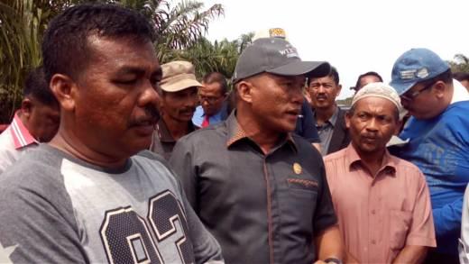 Kata Anggota DPRD Siak, PT DSI tak Punya HGU, Kok Bisa Punya Kebun