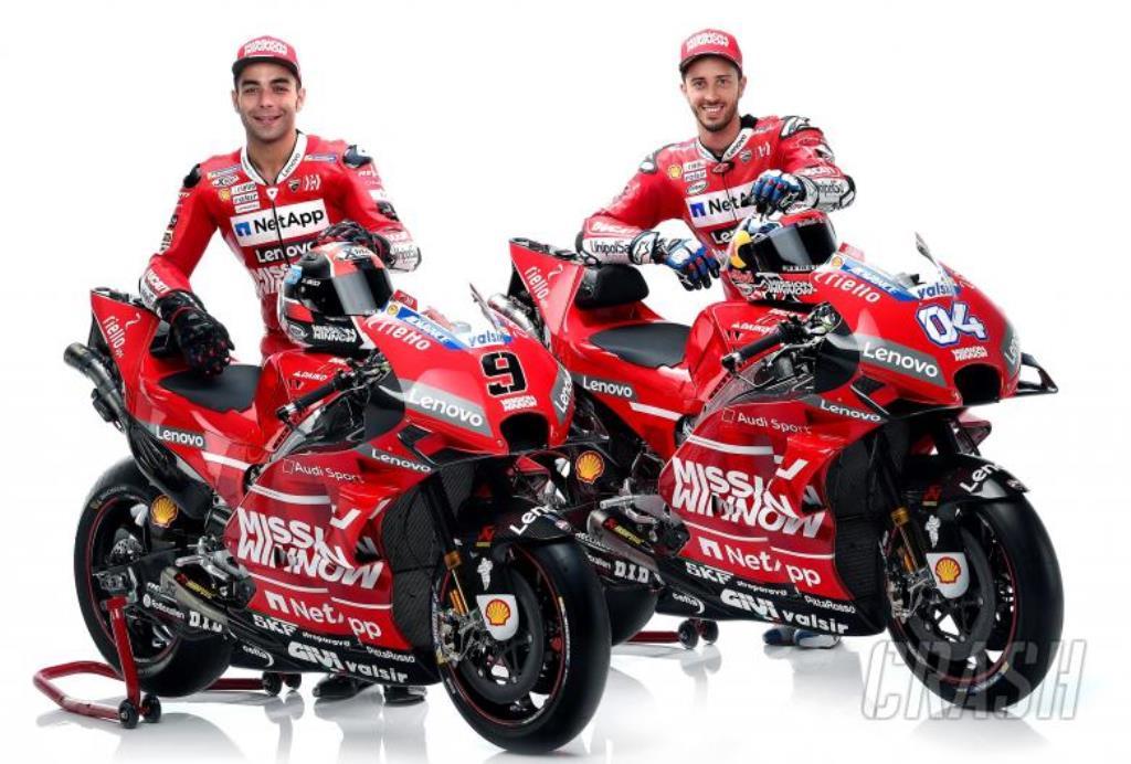 Bos Ducati Buka-bukaan Soal Strategi Musim Balap 2019