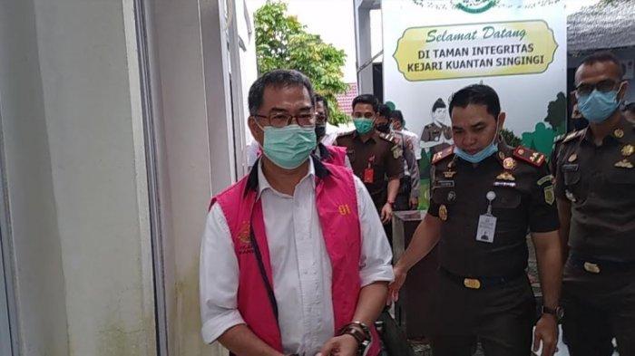 STS Pengembalian Kerugian Negara di Korupsi Rp10 M