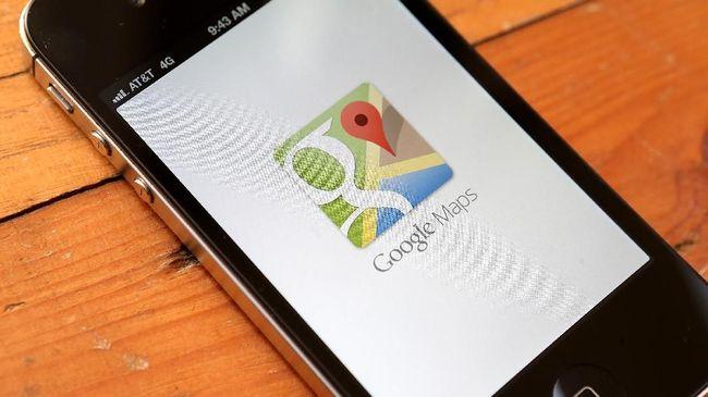 Google Maps Kini Dibekali Fitur Pemantau Kecepatan Kendaraan