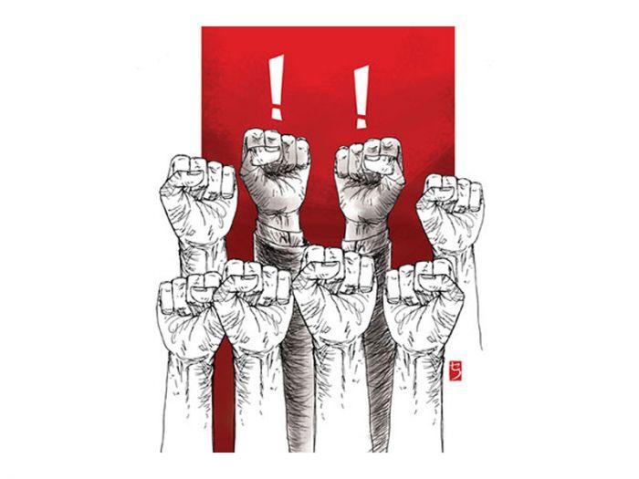 Ikhtiar Terakhir Menjaga Demokrasi