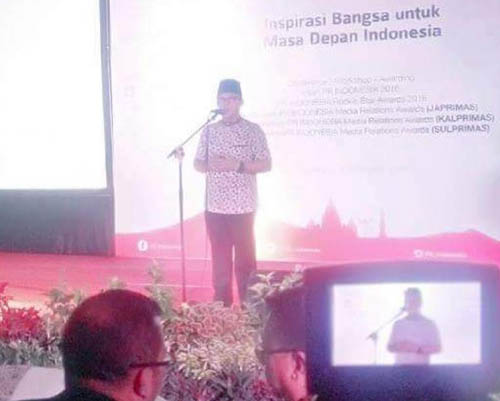 Jadi Pembicara JAMMPIRO, Walikota Dumai Sebut Daerah Perbatasan Butuh Perhatian