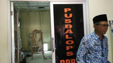 BPBD Rohul Punya Ruangan Pusdalops dan Pusdatin Bantuan dari BNPB
