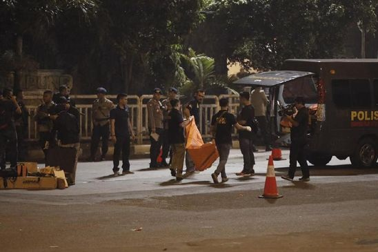 Kedua Terduga Pelaku Bom Kampung Melayu Tinggal di Jawa Barat