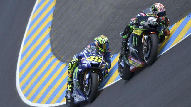 Rossi dan Vinales Masih Lebih Baik dari Tim Satelit Yamaha