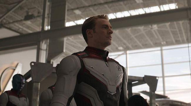 Peneliti Jelaskan Perjalanan Waktu di 'Avengers: Endgame'