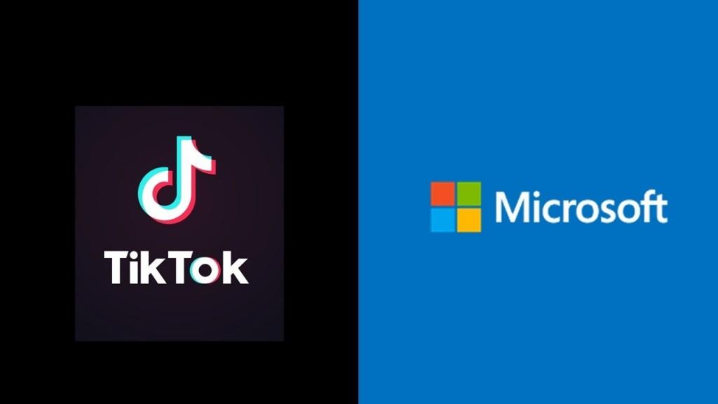 Microsoft Berminat Beli TikTok Operasional Amerika Serikat?