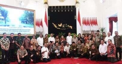 Bappenas: 4 Target Ekonomi Makro Gagal Dicapai 'Jokowi Jilid I'