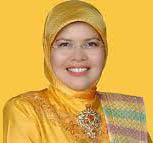 Akhirnya, Lewat Paripurna Diumumkan Septina Primawati Ketua DPRD Riau