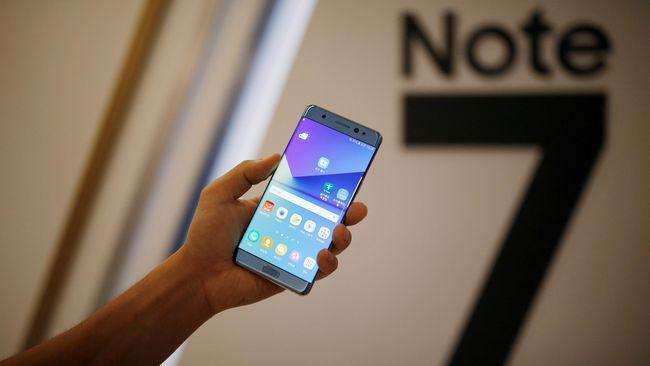 Blunder Samsung dan Insiden Galaxy Note 7 Sulit Terungkap