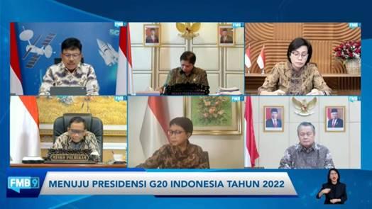 Pertama Kali Indonesia Terpilih Jadi Presidensi G20 Internasional