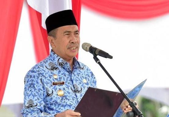 Hingga Juni, Realisasi APBD Riau Baru 35 Persen