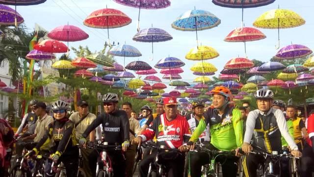 Strategi Pemkab Rohil Promosikan Wisata Fun Bike