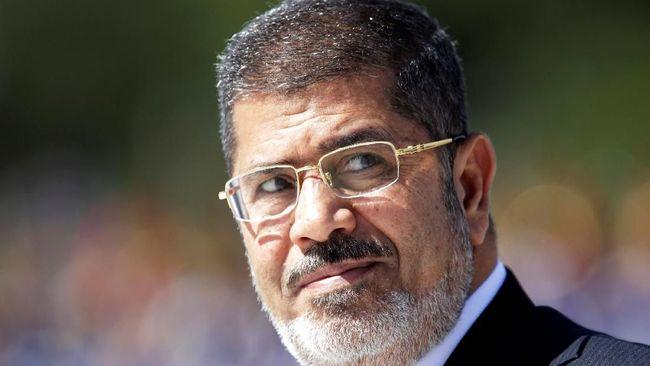 Mohamed Mursi, Sipil Pertama di Takhta Presiden Mesir