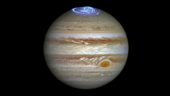 Hari Ini Planet Jupiter Bisa Terlihat Jelas dari Bumi
