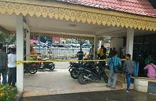 Dalami Pelaku Bom Molotov, Polisi Periksa CCTV Dua Bank di Tembilahan
