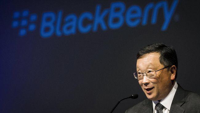 Pemerintah Pertimbangkan Pakai Jasa Blackberry