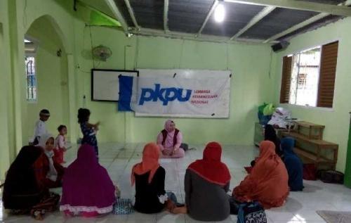 Fasilitator PKPU Pekanbaru Taja Mentoring Bisnis di Kecamatan Tenayan Raya