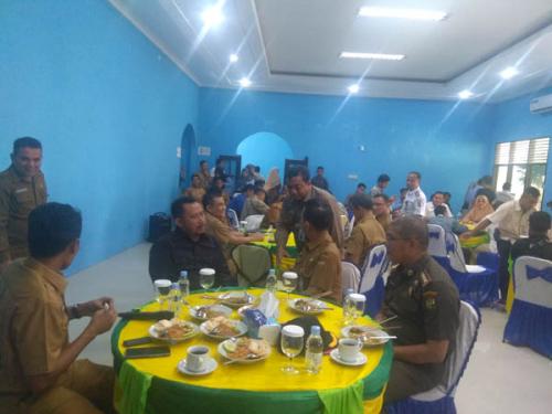 Bupati Kampar Gelar Coffee Morning Perdana Bersama Wartawan