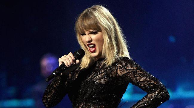 Label Buka Suara soal Kisruh Aset Musik Taylor Swift