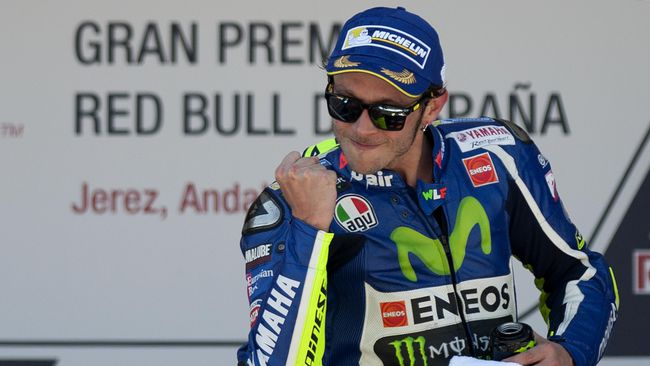 Valentino Rossi Bukan Atlet Italia dengan Gaji Tertinggi
