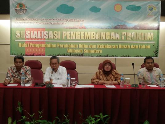 KTT Perubahan Iklim, KLHK Libatkan Wakil dari Riau
