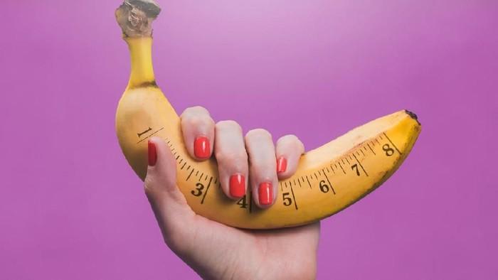 Ini Ukuran Mr P yang Bikin Wanita 'Menggelinjang' di Ranjang