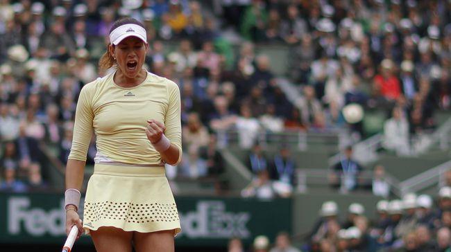 Tekuk Venus Williams, Garbine Muguruza Juara Wimbledon 2017