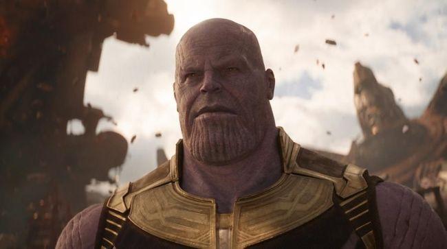 Trailer 'Endgame' Rilis, 'Thanos' Beri 'Nasihat' Tim Avengers