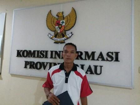 Lima Pimpinan SKPD Pemkab Rohul Mangkir di Sidang Sengketa Informasi