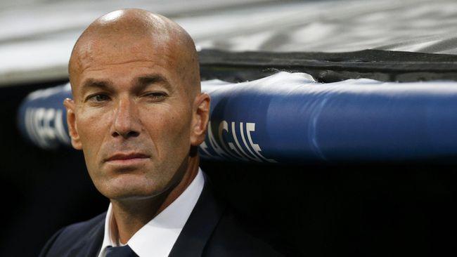 Zinedine Zidane Samai Rekor Mourinho