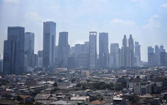 3 Faktor Penyebab Turunnya Kualitas Udara Jakarta