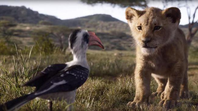 Disney Rilis Trailer Penuh 'The Lion King'