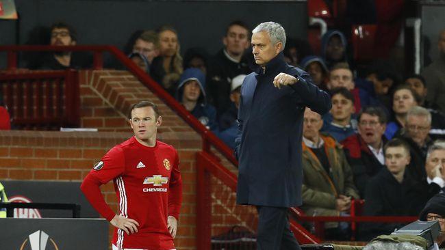 Mourinho: Tidak Ada Pemain Tak Tergantikan di MU