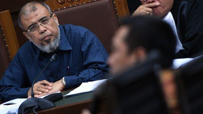 Patrialis Akbar Jadi Penghuni Lapas Sukamiskin