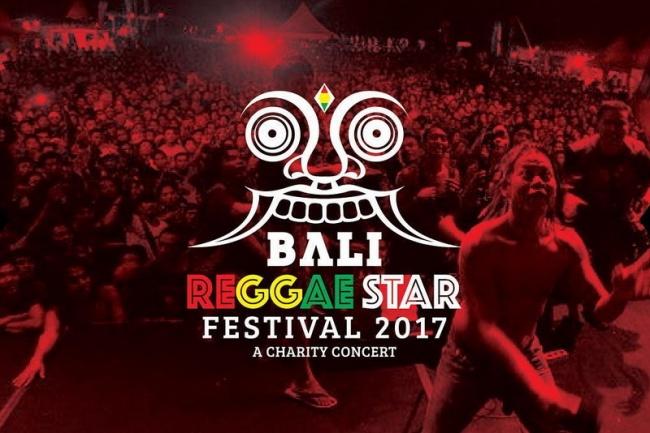 Bali Reggae Star Festival 2017 akan Digelar pada 16 & 17 September