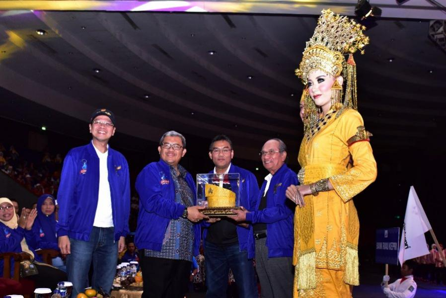 Bank Riau Kepri Raih 10 Medali Pada Porseni XII BPDSI 2017 Bandung