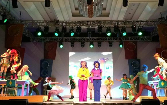 'My Little Pony Musical': Kisah Persahabatan Penuh Keajaiban