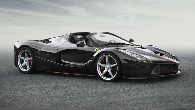 Ferrari Siapkan Hypercar untuk Lima Tahun ke Depan