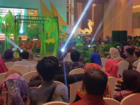 Grup Tari Binaan Pertamina EP Lirik, Inhu Tampil di Riau Expo 2016